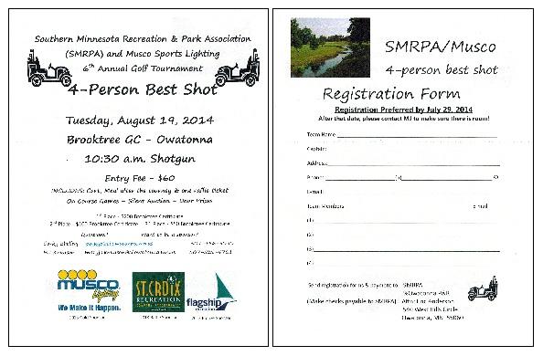 SMRPA & Musco Sports Lighting 6th Annual Golf Tournament ...