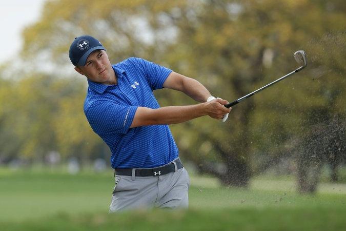 The top golfer Jordan Spieth has criticized early specialization. Credit Lynne Sladky/Associated Press